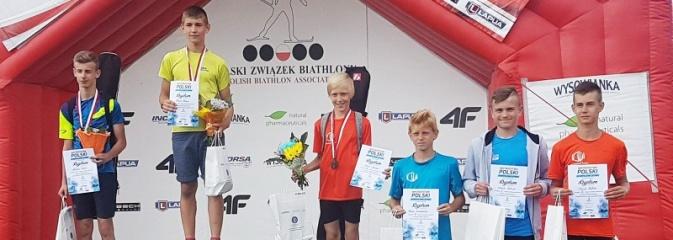 5 medali z Mistrzostw Polski dla biathlonistów z Wodzisławia Śląskiego  - Serwis informacyjny z Wodzisławia Śląskiego - naszwodzislaw.com