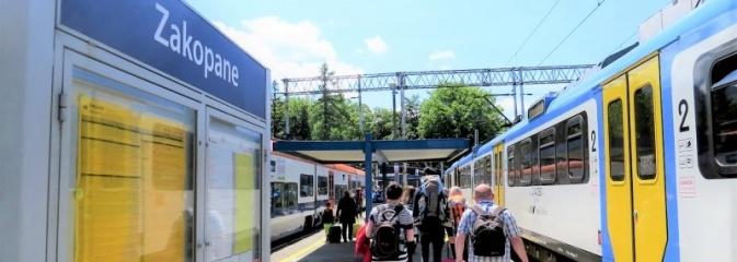 Zakopane po raz trzeci – 27 lipca rusza sprzedaż biletów na pociągi specjalne Kolei Śląskich  - Serwis informacyjny z Wodzisławia Śląskiego - naszwodzislaw.com