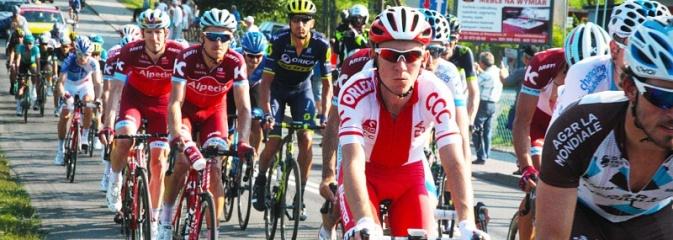 Tour de Pologne przejechał przez nasz powiat. ZDJĘCIA - Serwis informacyjny z Wodzisławia Śląskiego - naszwodzislaw.com