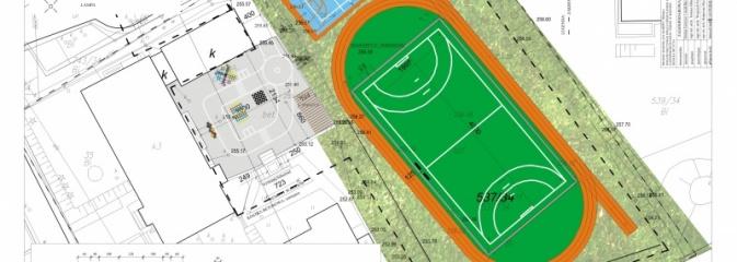 Gorzyce: w sąsiedztwie szkół powstaną nowe boiska. Podpisane zostały już umowy z wykonawcami - Serwis informacyjny z Wodzisławia Śląskiego - naszwodzislaw.com