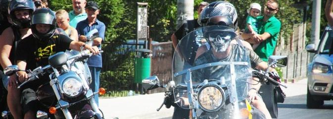 Ponad 350 motocyklistów na zlocie w Skrbeńsku - Serwis informacyjny z Wodzisławia Śląskiego - naszwodzislaw.com