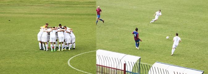 Drużyna MKP Centrum zadebiutowała w IV lidze  - Serwis informacyjny z Wodzisławia Śląskiego - naszwodzislaw.com