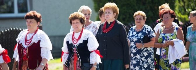 Koło Gospodyń Wiejskich z Głożyn  obchodziło 60-lecie - Serwis informacyjny z Wodzisławia Śląskiego - naszwodzislaw.com