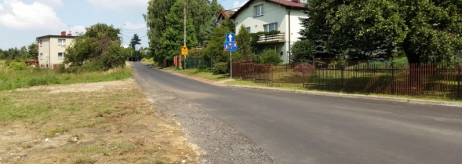 Ulica Syrokomli w Wodzisławiu Śląskim z nową organizacją ruchu  - Serwis informacyjny z Wodzisławia Śląskiego - naszwodzislaw.com