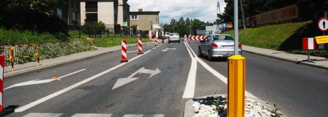 Mamy dobre wiadomości! Radlińska otwarta w obu kierunkach  - Serwis informacyjny z Wodzisławia Śląskiego - naszwodzislaw.com