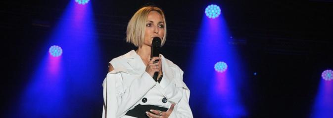 Anna Wyszkoni na zakończenie pierwszego dnia XXV Dni Rydułtów: Cieszę się, że mogę dla Was wystąpić  - Serwis informacyjny z Wodzisławia Śląskiego - naszwodzislaw.com