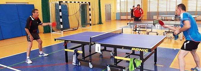 III Turniej XXVII Grand Prix Wodzisławia Śląskiego w tenisie stołowym rozegrany  - Serwis informacyjny z Wodzisławia Śląskiego - naszwodzislaw.com