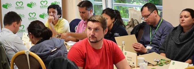 Międzynarodowe warsztaty w Radlinie. Goście z całej Europy dyskutowali o centrum - Serwis informacyjny z Wodzisławia Śląskiego - naszwodzislaw.com