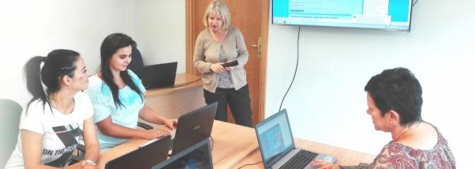 Z myślą o rozwoju nauczycieli. PODN wzbogacił się o salę komputerową i konferencyjną  - Serwis informacyjny z Wodzisławia Śląskiego - naszwodzislaw.com