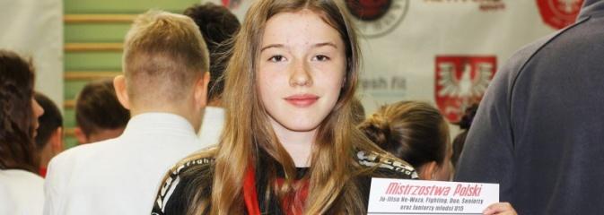 Zawodniczka Octagon Team Junior jedzie do Czarnogóry - Serwis informacyjny z Wodzisławia Śląskiego - naszwodzislaw.com