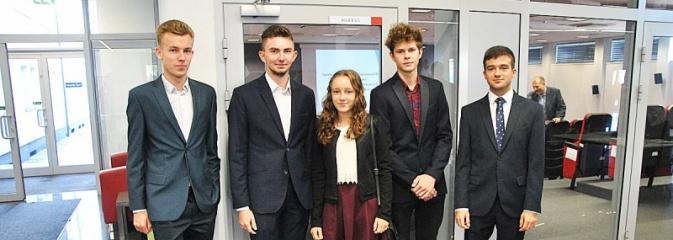 Kurator Oświaty spotkał się z olimpijczykami. Wśród nich byli uczniowie z naszych szkół  - Serwis informacyjny z Wodzisławia Śląskiego - naszwodzislaw.com
