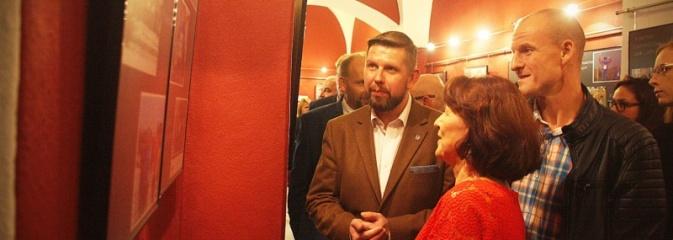 Zorganizowano wystawę poświęconą śp. Zbigniewowi Marszałkowskiemu  - Serwis informacyjny z Wodzisławia Śląskiego - naszwodzislaw.com