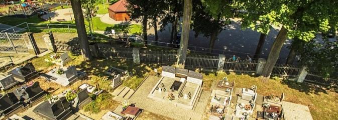 Ruszył remont schodów prowadzących na cmentarz i Grób Ofiar Marszu Śmierci - Serwis informacyjny z Wodzisławia Śląskiego - naszwodzislaw.com