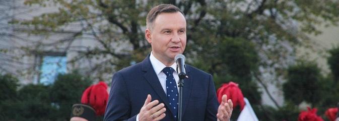 A. Duda: Życzę, by Odra wróciła na należne jej miejsce w ekstraklasie  - Serwis informacyjny z Wodzisławia Śląskiego - naszwodzislaw.com