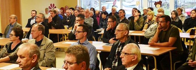 Radlin: Eko-Dotacje zdominowały spotkania burmistrza z mieszkańcami - Serwis informacyjny z Wodzisławia Śląskiego - naszwodzislaw.com