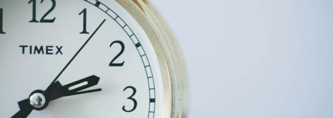 Tej nocy śpimy godzinę dłużej. ZMIANA CZASU! - Serwis informacyjny z Wodzisławia Śląskiego - naszwodzislaw.com