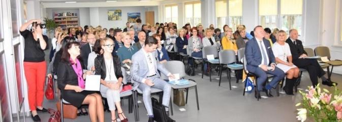 Za nami IX Regionalne Forum Edukacyjne - Serwis informacyjny z Wodzisławia Śląskiego - naszwodzislaw.com