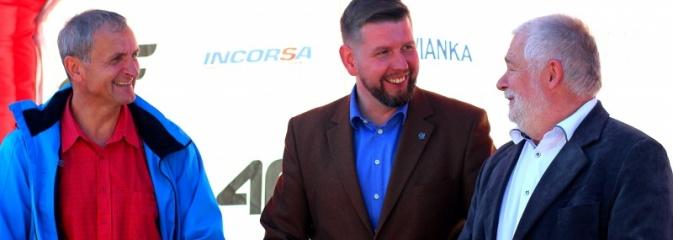 Prezydent Kieca odznaczony przez Polski Komitet Olimpijski  - Serwis informacyjny z Wodzisławia Śląskiego - naszwodzislaw.com