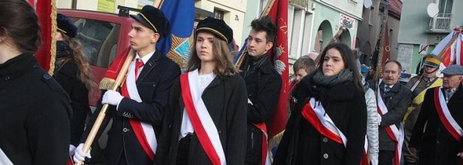 Narodowe Święto Niepodległości. Uroczystości w Wodzisławiu. FOTORELACJA  - Serwis informacyjny z Wodzisławia Śląskiego - naszwodzislaw.com