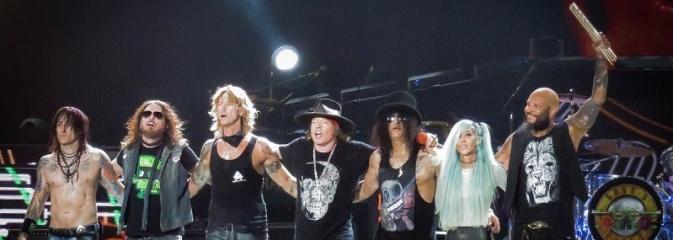 Guns N' Roses zagra na Stadionie Śląskim w lipcu przyszłego roku - Serwis informacyjny z Wodzisławia Śląskiego - naszwodzislaw.com