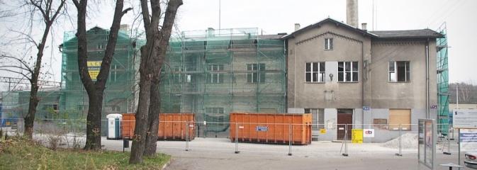Wodzisław: Rewitalizacja dworca. Prace ruszyły. ZDJĘCIA  - Serwis informacyjny z Wodzisławia Śląskiego - naszwodzislaw.com