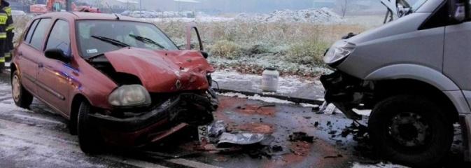 Bądźmy ostrożni na drodze! Wczoraj doszło aż do czterech kolizji  - Serwis informacyjny z Wodzisławia Śląskiego - naszwodzislaw.com