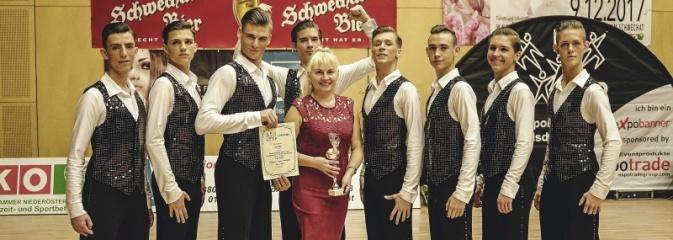 SPIN w tanecznej czołówce Europy  - Serwis informacyjny z Wodzisławia Śląskiego - naszwodzislaw.com