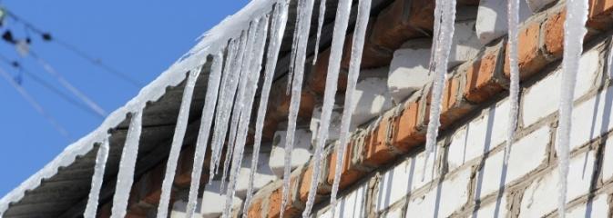 Pamiętajcie o obowiązku usuwania śniegu i lodu z dachów - Serwis informacyjny z Wodzisławia Śląskiego - naszwodzislaw.com