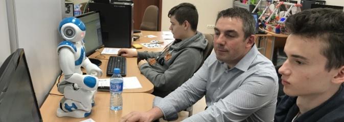 Francuzi kształcili uczniów z PCKZiU  - Serwis informacyjny z Wodzisławia Śląskiego - naszwodzislaw.com