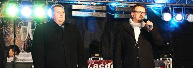 Godów: Wspólnie z sąsiadami z Czech witali Nowy Rok  - Serwis informacyjny z Wodzisławia Śląskiego - naszwodzislaw.com