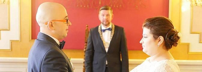 Prezydent Kieca udzielił ślubu pięciu parom  - Serwis informacyjny z Wodzisławia Śląskiego - naszwodzislaw.com