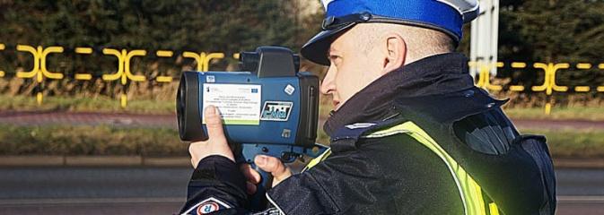 Policjanci zaprezentowali nowe urządzenie do pomiaru prędkości  - Serwis informacyjny z Wodzisławia Śląskiego - naszwodzislaw.com