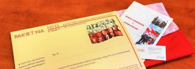 Pakiet na 100-lecie odzyskania niepodległości dla 18-latków, którzy pierwszy raz otrzymają paszport - Serwis informacyjny z Wodzisławia Śląskiego - naszwodzislaw.com