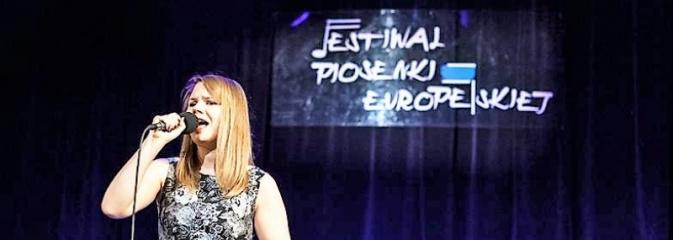XVI Festiwal Piosenki Europejskiej w Rybniku - Serwis informacyjny z Wodzisławia Śląskiego - naszwodzislaw.com