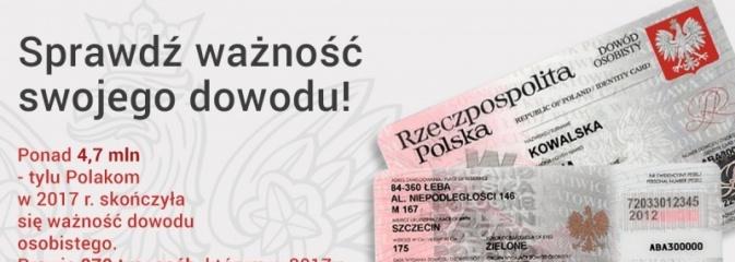 73 tys. mieszkańców naszego województwa nie odebrało nowego dowodu osobistego. Czym to grozi? - Serwis informacyjny z Wodzisławia Śląskiego - naszwodzislaw.com