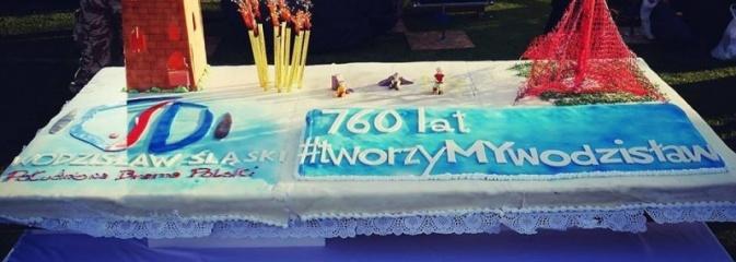 Wodzisław: Miasto podsumowuje 760-lecie. MATERIAŁ WIDEO  - Serwis informacyjny z Wodzisławia Śląskiego - naszwodzislaw.com