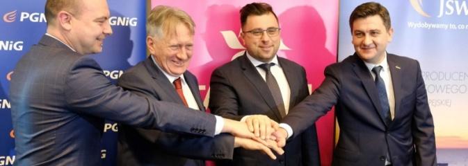 PGG, PGNiG, JSW i Tauron będą współpracować przy wydobyciu metanu z pokładów węgla - Serwis informacyjny z Wodzisławia Śląskiego - naszwodzislaw.com