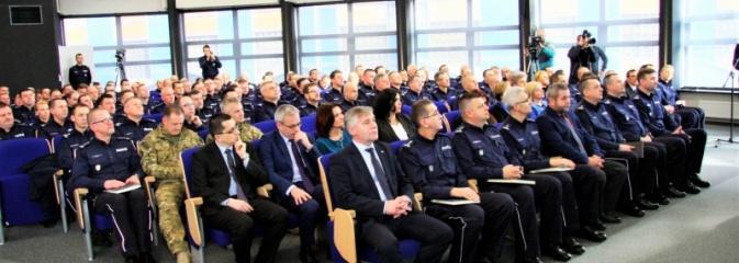 Śląscy policjanci podsumowali 2017 rok - Serwis informacyjny z Wodzisławia Śląskiego - naszwodzislaw.com