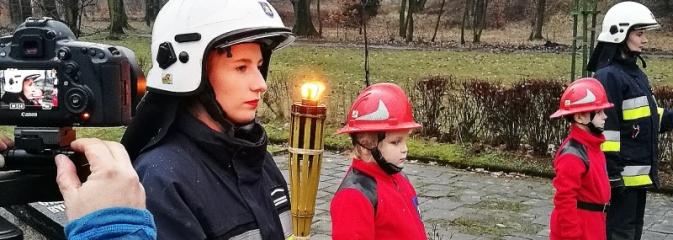 Radlińscy strażacy nakręcili teledysk! WIDEO  - Serwis informacyjny z Wodzisławia Śląskiego - naszwodzislaw.com