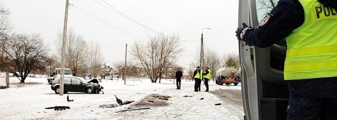 Policja apeluje o rozwagę na drodze - Serwis informacyjny z Wodzisławia Śląskiego - naszwodzislaw.com