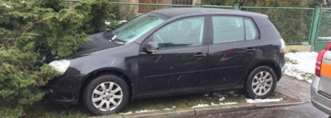 Blisko natury, czyli niecodzienny sposób parkowania w Wodzisławiu  - Serwis informacyjny z Wodzisławia Śląskiego - naszwodzislaw.com