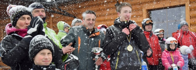 Za nami zawody narciarskie o Puchar Wójta Gminy Mszana  - Serwis informacyjny z Wodzisławia Śląskiego - naszwodzislaw.com
