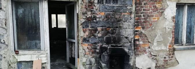 Prawie zamarzł na śmierć! Policjanci uratowali bezdomnego  - Serwis informacyjny z Wodzisławia Śląskiego - naszwodzislaw.com
