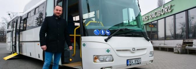 Raciborski PKS testuje autobusy zasilane gazem - Serwis informacyjny z Wodzisławia Śląskiego - naszwodzislaw.com