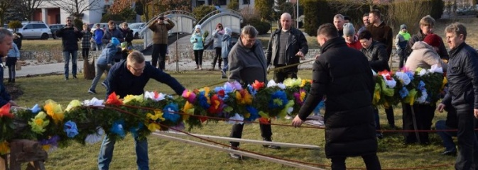 Wielkanocny Festiwal Palmy w mszańskim Parku - Serwis informacyjny z Wodzisławia Śląskiego - naszwodzislaw.com