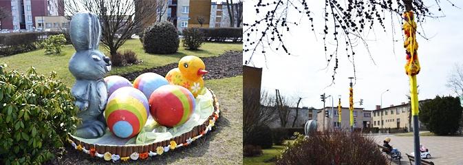 Wielkanocne przybranie Radlina. ZDJĘCIA  - Serwis informacyjny z Wodzisławia Śląskiego - naszwodzislaw.com