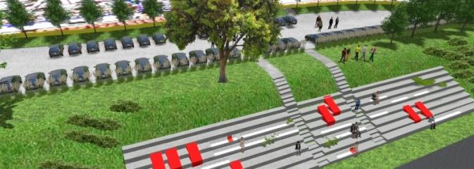 W Radlinie powstaje nowy park. Urzędnicy organizują w tej sprawie konsultacje. WIZUALIZACJE i WIDEO - Serwis informacyjny z Wodzisławia Śląskiego - naszwodzislaw.com