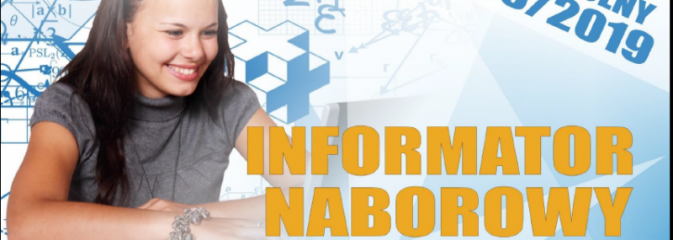 Informator pomoże wybrać przyszłą szkołę! - Serwis informacyjny z Wodzisławia Śląskiego - naszwodzislaw.com