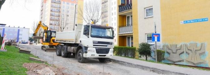 Miasto realizuje program rozwoju dróg. Gdzie trwają remonty? - Serwis informacyjny z Wodzisławia Śląskiego - naszwodzislaw.com