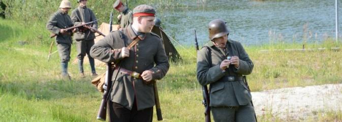 Trzecia odsłona rekonstrukcji historycznej bitwy olzańskiej  - Serwis informacyjny z Wodzisławia Śląskiego - naszwodzislaw.com